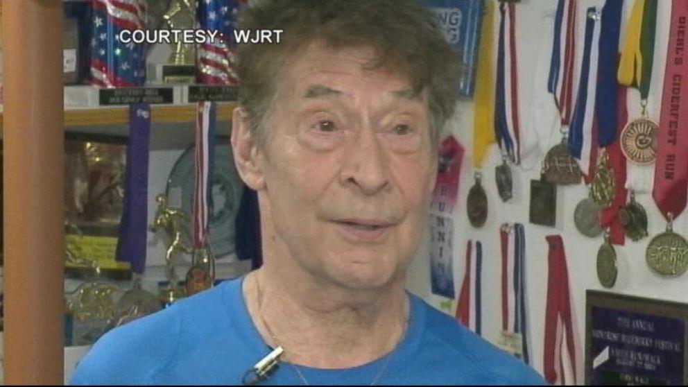 74-Year-Old Plans to Run 100th Marathon in Boston