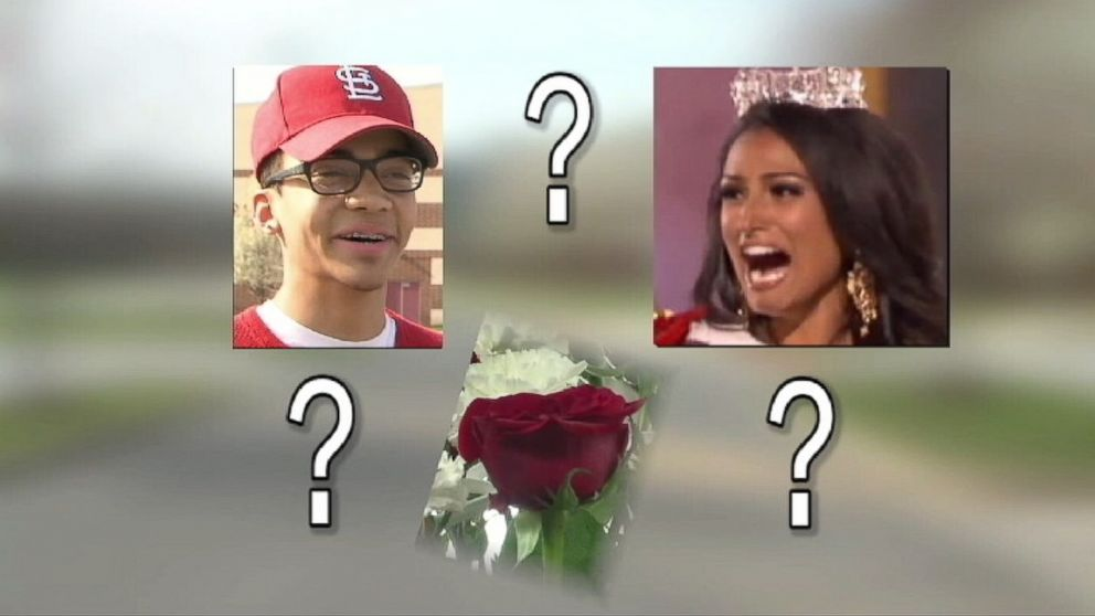 Student Suspended After Miss America Prom Proposal Video Abc News
