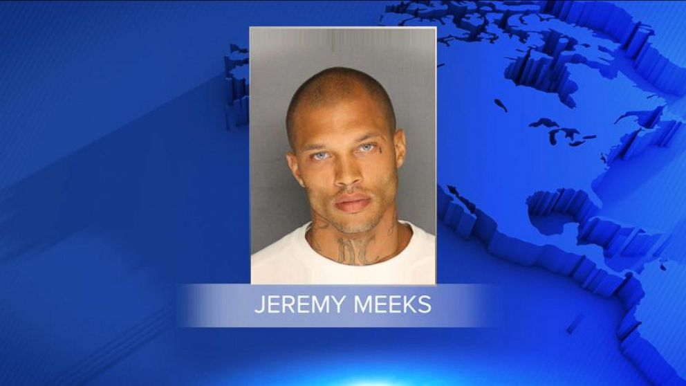 Handsome Convict Discusses His Viral Mugshot Video Abc News
