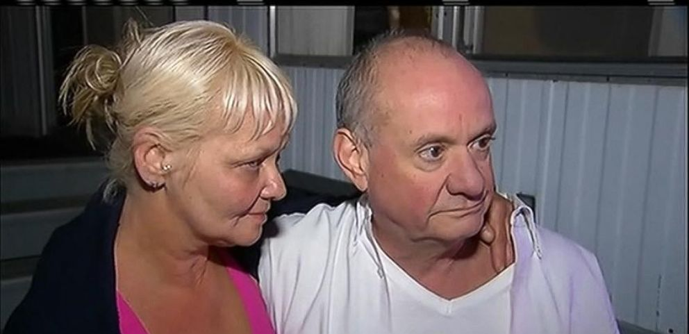 VIDEO: Napa Couple Loses Home in Fire Caused by Earthquake