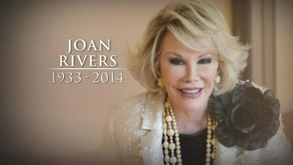 joan rivers hair styles remembering joan rivers abc news 2362