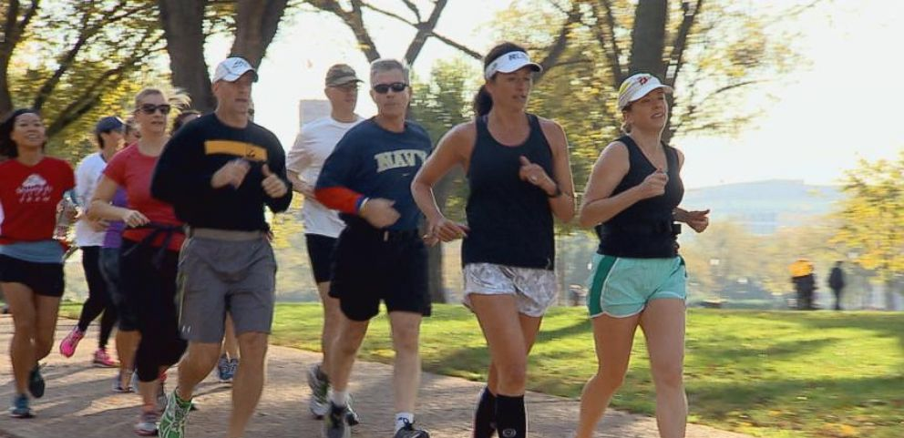 VIDEO:Going the Extra Mile: Navy Captain Runs to Honor Fallen Female Servicewomen