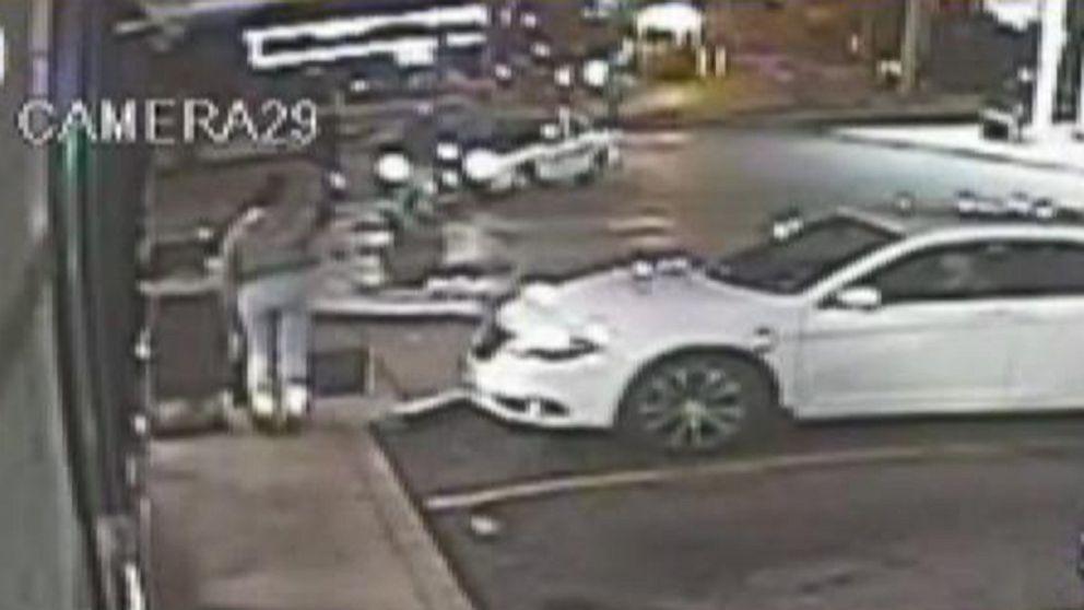 Video Shows Moments Before Police Shooting Near Ferguson, Missouri
