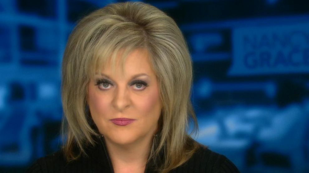 nancy grace host crime american ann hln sniper trial worth dissects al abcnews herself troll abc wiki stories