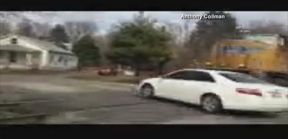 VIDEO: At least two people died in the accident.
