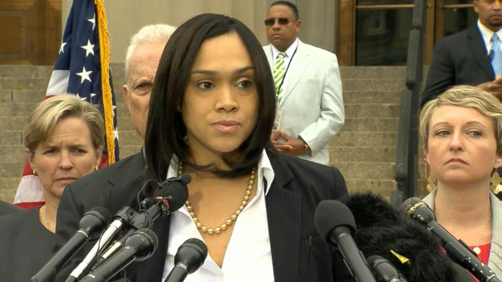 Marilyn Mosby: What to Know About Baltimore's State Attorney