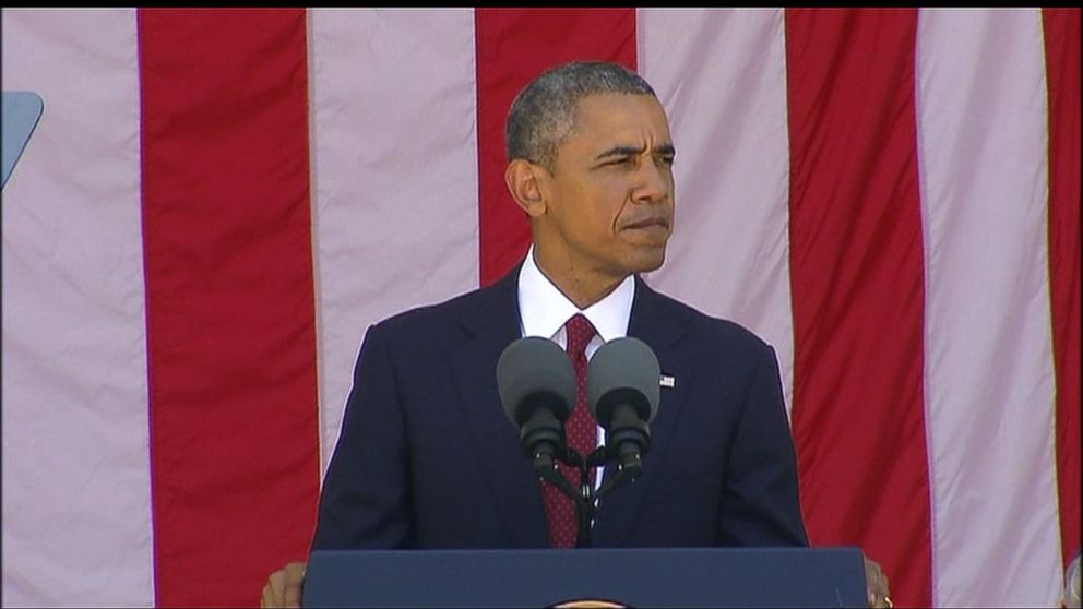 Memorial Day 2015 5 Quotes From President Obama Abc News