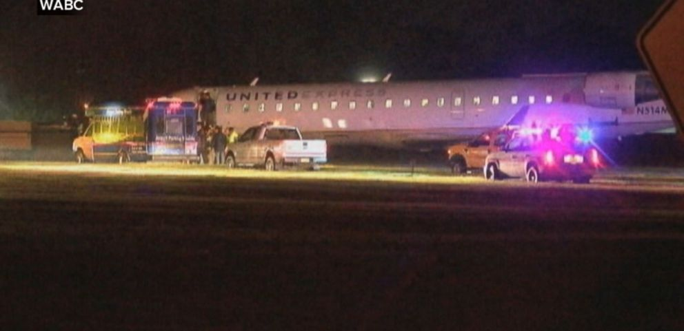 VIDEO: No injuries were reported in the incident, the FAA said.
