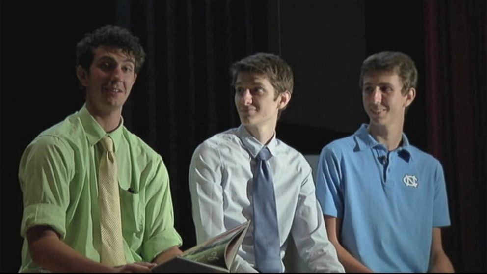 How 3 Brothers All Became High School Valedictorians - ABC News