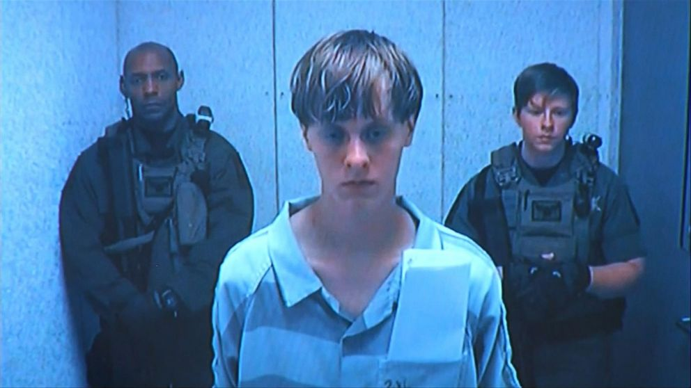 Dylann Roof S Emotional Bond Hearing Shooting Victims