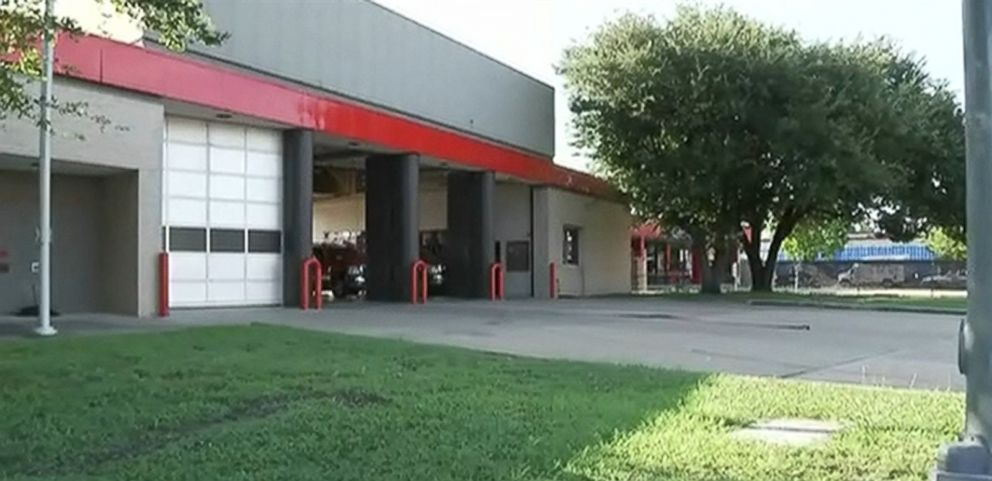 VIDEO: Authorities in Texas are hoping to find relatives of two young boys left at a fire station by their mother.