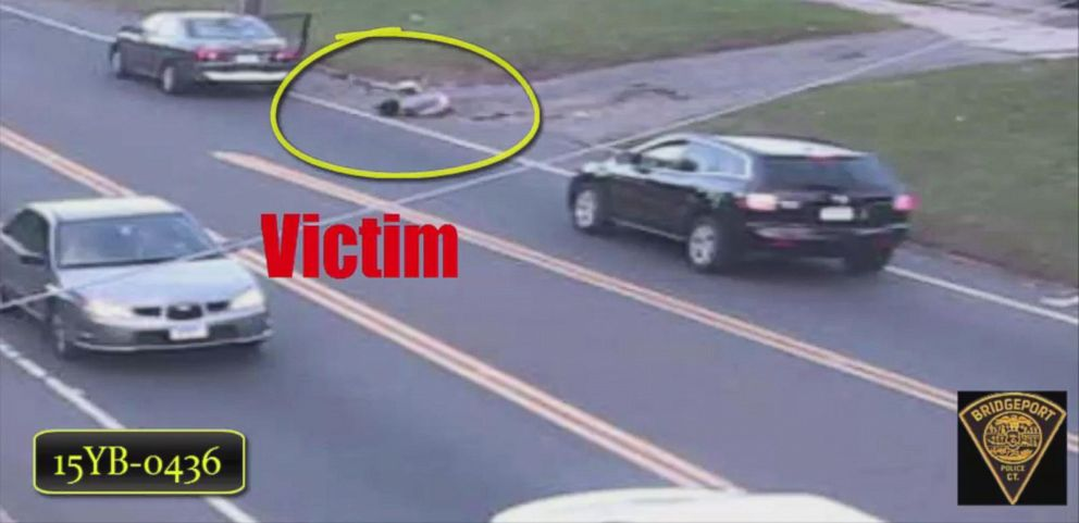 VIDEO: Teen Bails Out of Moving Car to Escape Abductor
