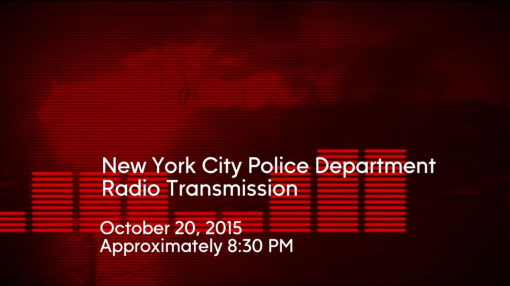 Radio Transmissions in Fatal NYPD Officer Shooting Released