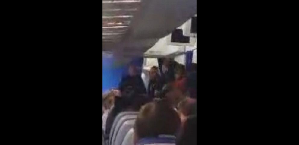 KLM Flight Out of Houston Canceled Due to Disturbance