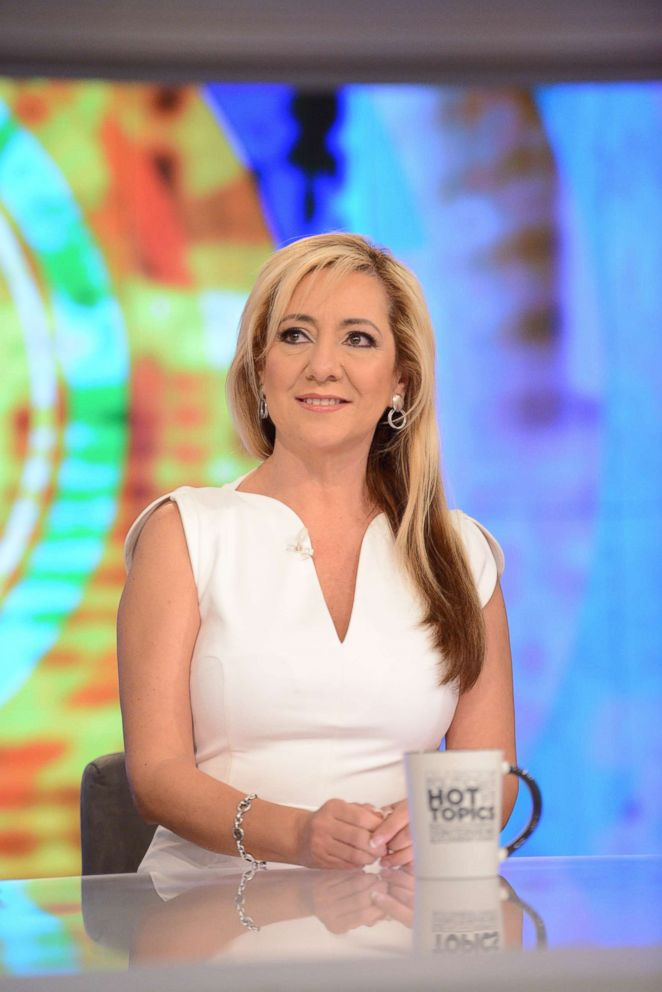 PHOTO: Lorena Bobbitt, who now goes by her maiden name Gallo, spoke to The View Tuesday about how her story should be told now in the age of #MeToo.