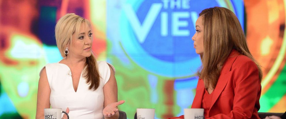 "PHOTO: Lorena Bobbitt, who now goes by her maiden name Gallo, spoke to ""The View"" Tuesday about how her story should be told now in the age of #MeToo."