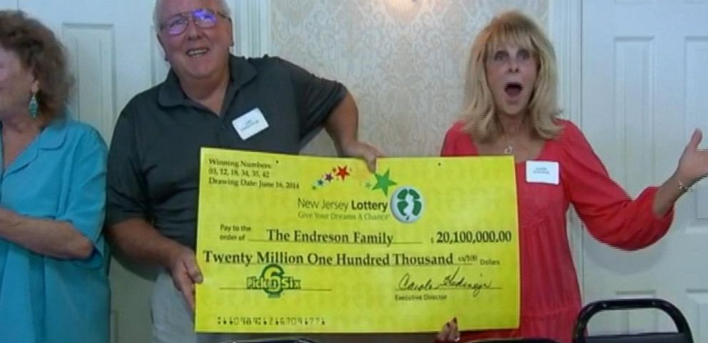 VIDEO: Share in the Joy of These Lottery Victories