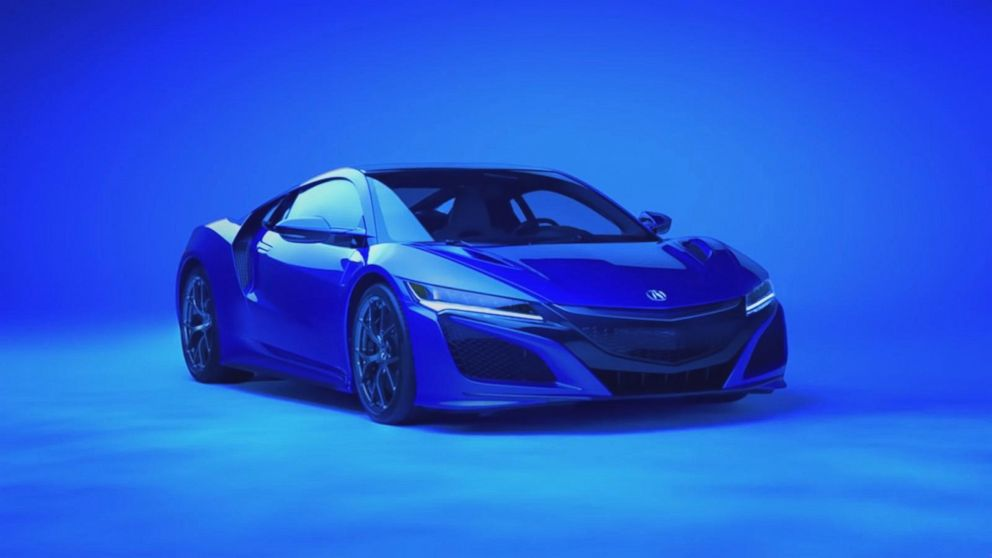 """VIDEO: The car company's commercial for the 2017 Acura NSX is set to the Van Halen classic """"Runnin' With the Devil."""""""