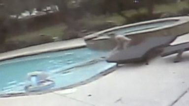 Incredible rescue at a Minnesota swimming pool caught on tape Video 160323 atm swim pool rescue1 16x9t 384