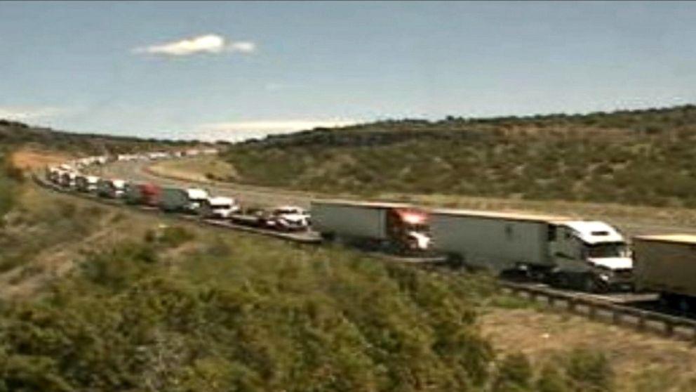 100-Mile Police Chase Stops Traffic in Arizona