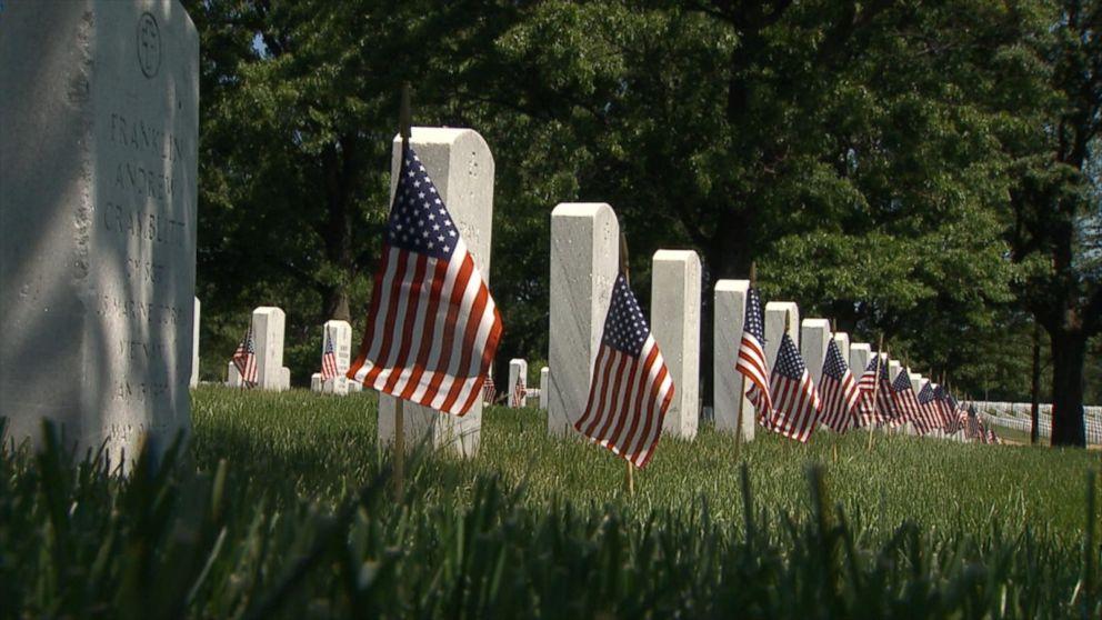 Memorial Day: US Presidents Honor the Fallen at Arlington National ...