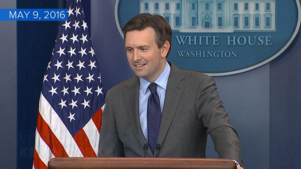 VIDEO: White House Briefing May 09, 2016