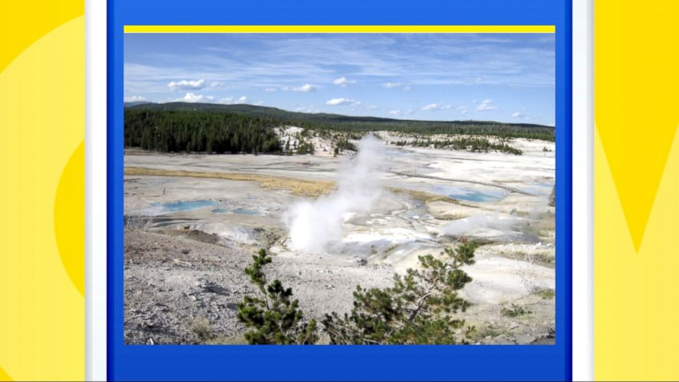 Man Likely 'Dissolved' After Falling Into Yellowstone Hot Spring, Report Says