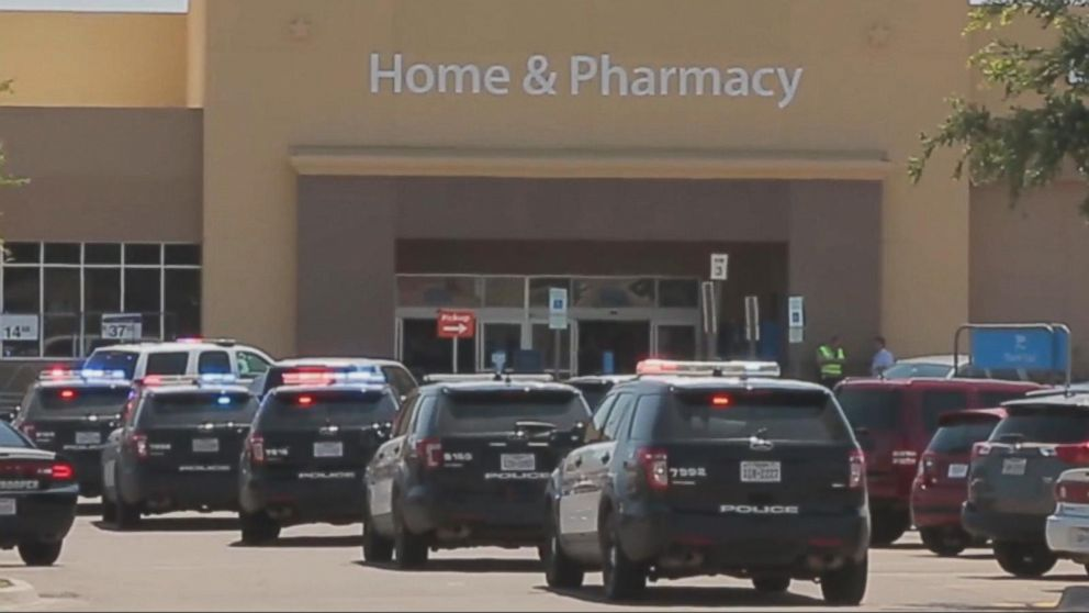 Armed Hostage Taker at Texas Walmart Identified as 54-Year