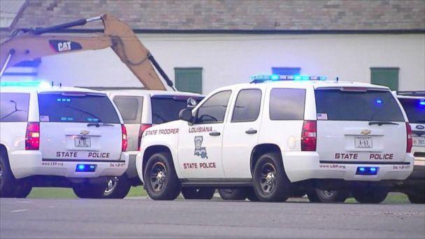 Baton Rouge: Timeline of Shooting