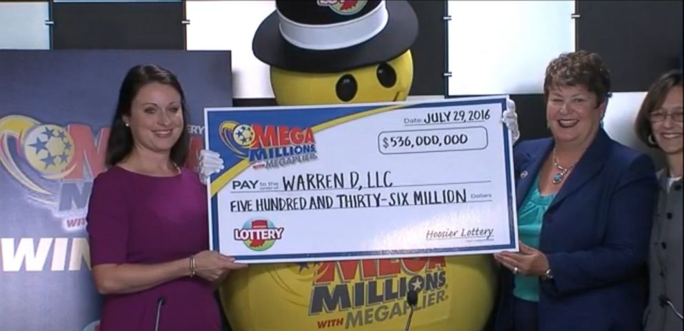 VIDEO: A couple from Hamilton County, Indiana, with two children has come forward and been confirmed as the winners of the $536 million jackpot, Indianas Hoosier Lottery officials announced at a news conference today.