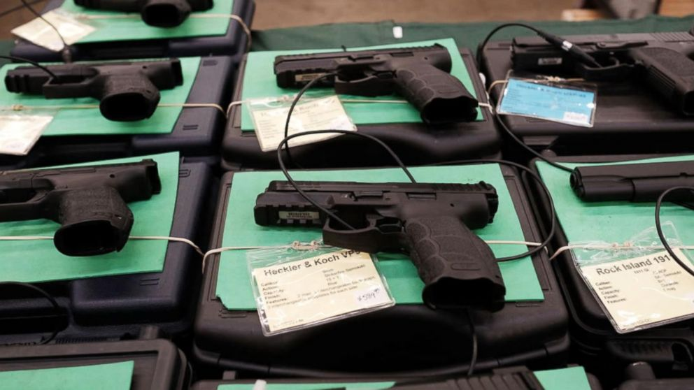 Here's why the federal government can't study gun violence