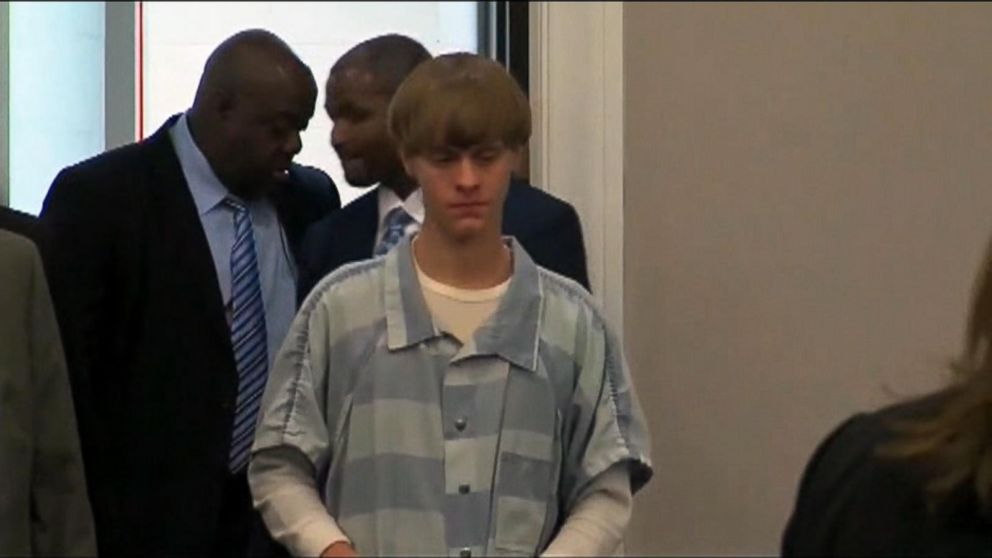 Prosecutor Dylann Roof Stood Over Victims Shooting