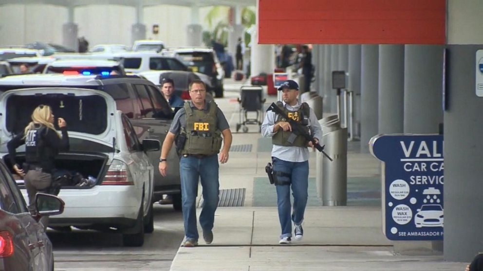 5 Fatalities In Shooting At Fort Lauderdale Airport Video