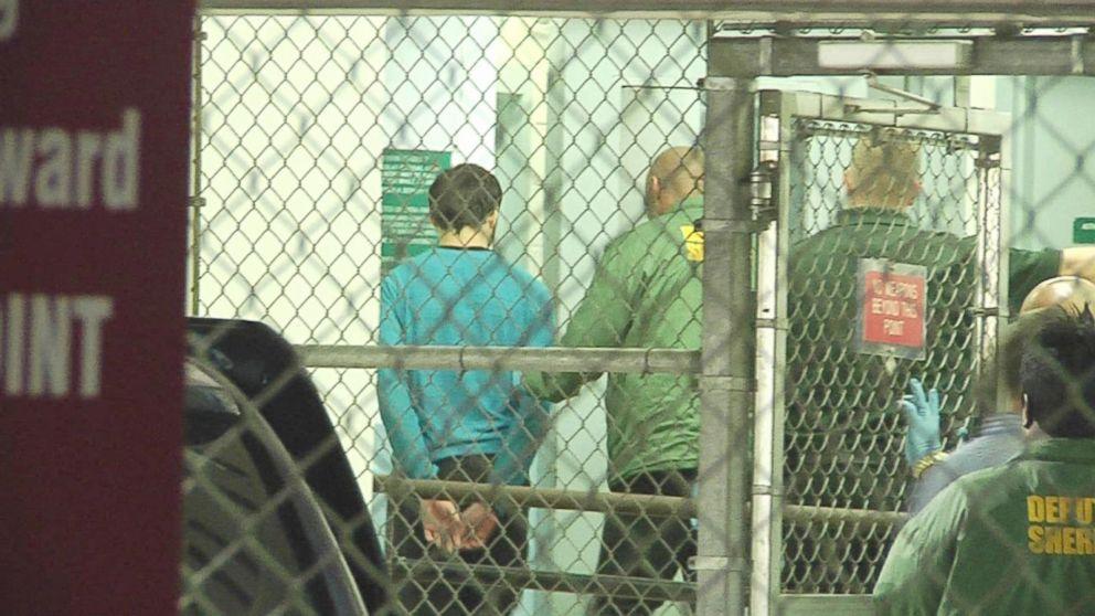 Alleged Gunman Esteban Santiago Arrives at Broward County Jail