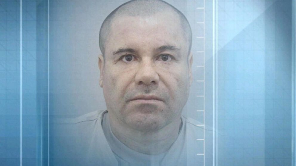 Judge Denies Lighter Security for 'El Chapo,' Says 'I Think We All Know the  Reasons' - ABC News
