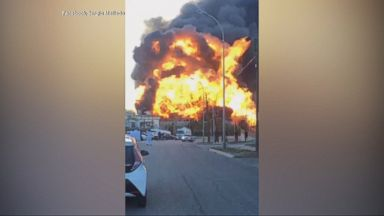 3 killed in boiler explosion caught on camera Video - ABC News