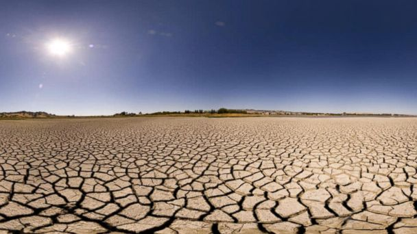 Inside California's drought