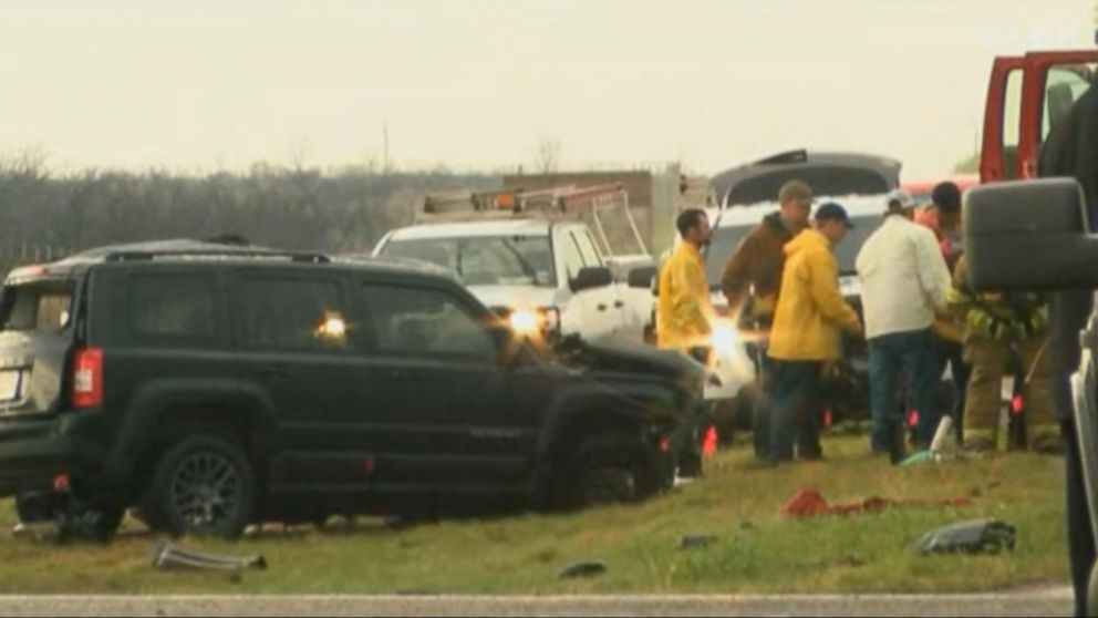 3 storm chasers die in Texas car crash, authorities say - ABC News