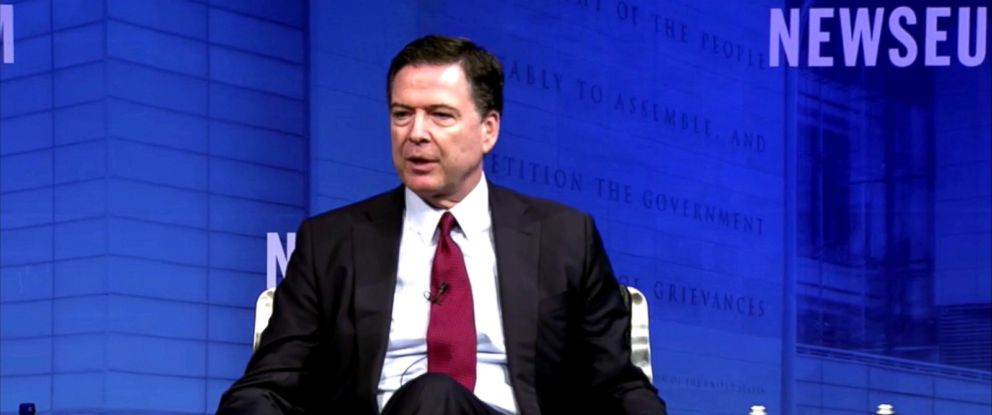 """VIDEO: FBI Director James Comey on Wednesday said his organization is """"not on anybodys side"""" while acknowledging that people were """"confused"""" by its actions last year."""