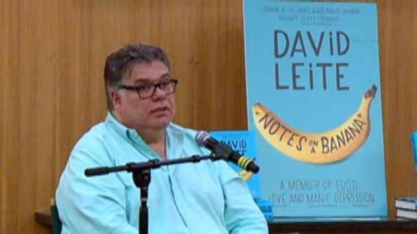 10% Happier: David Leite, food writer, memoirist