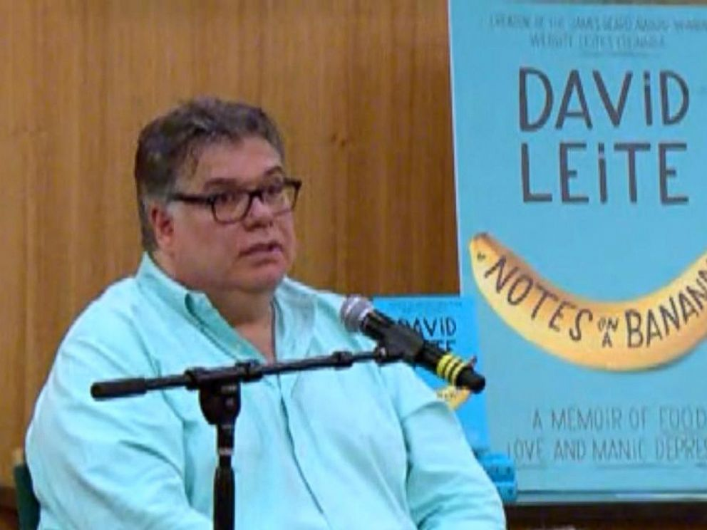 10% Happier: David Leite, food writer, memoirist