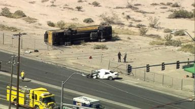 Four people killed in deadly bus crash on the west side of for Chicago motor cars las vegas nv