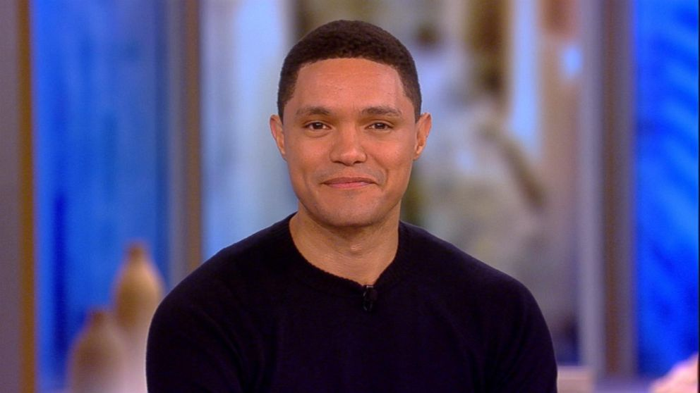 Trevor Noah weighs in on Comey hearing, war on comedians