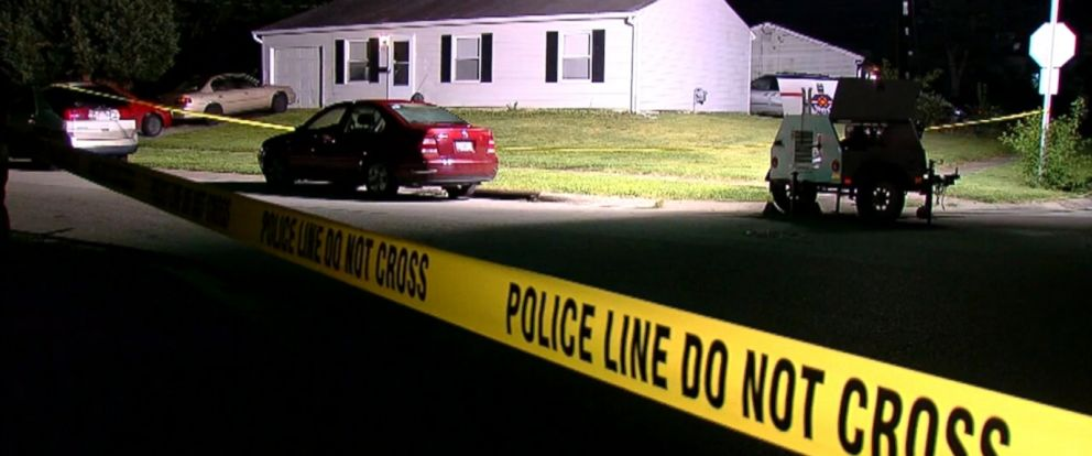 VIDEO: Nine people were shot -- one fatally -- late Saturday night at a private residence near Cincinnati, police told reporters at the scene.