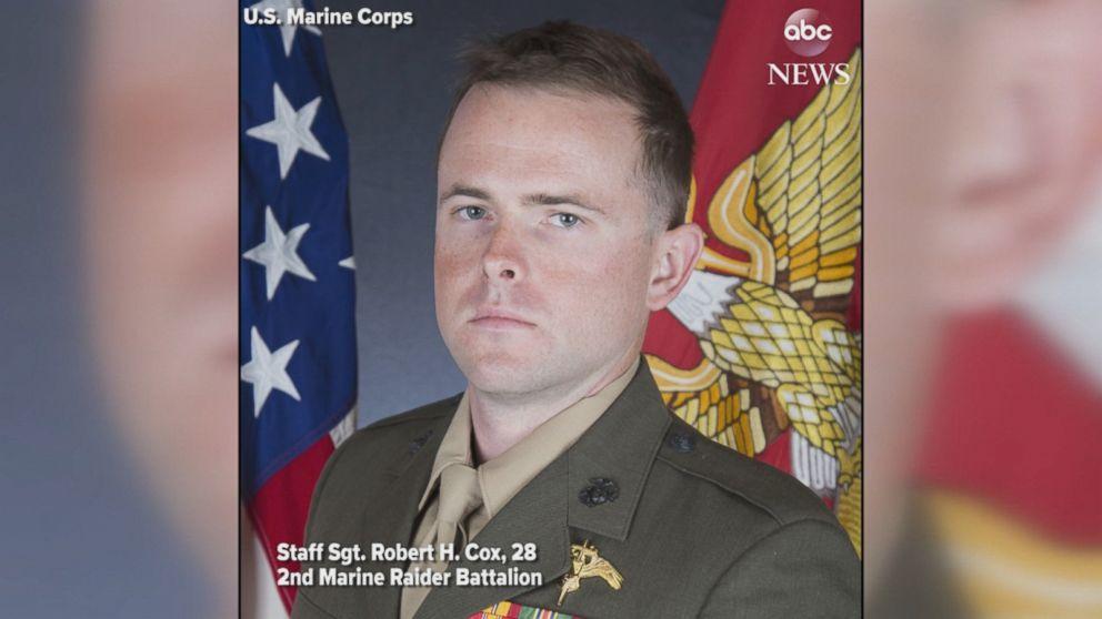 Marines identify 16 service members killed in military plane crash