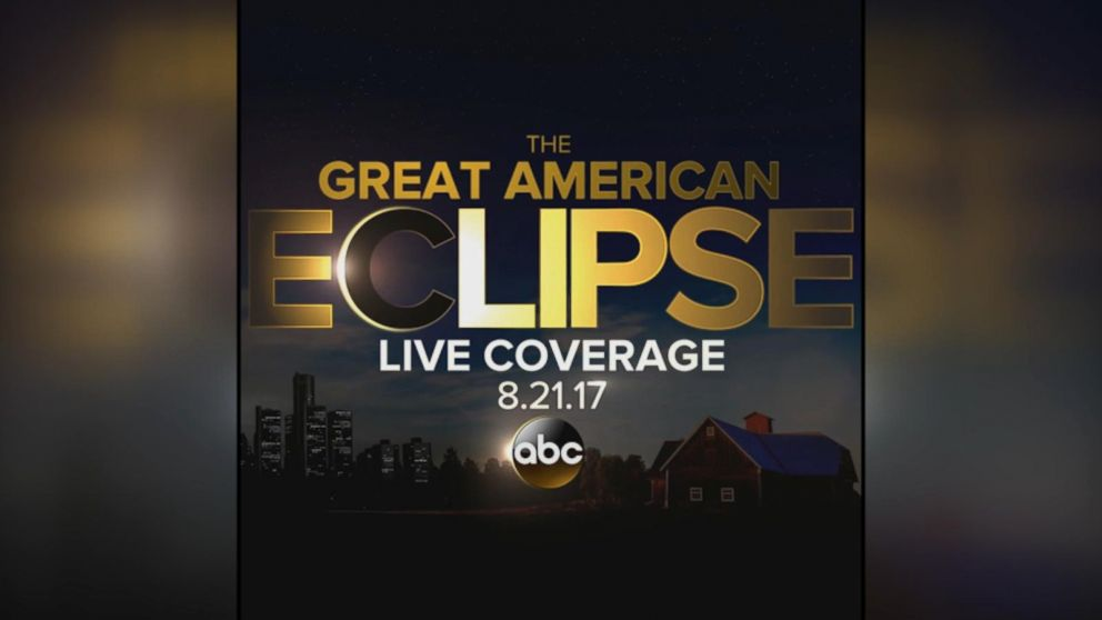 'The Great American Eclipse' airs Monday, Aug. 21, at 1 p.m. ET on ABC