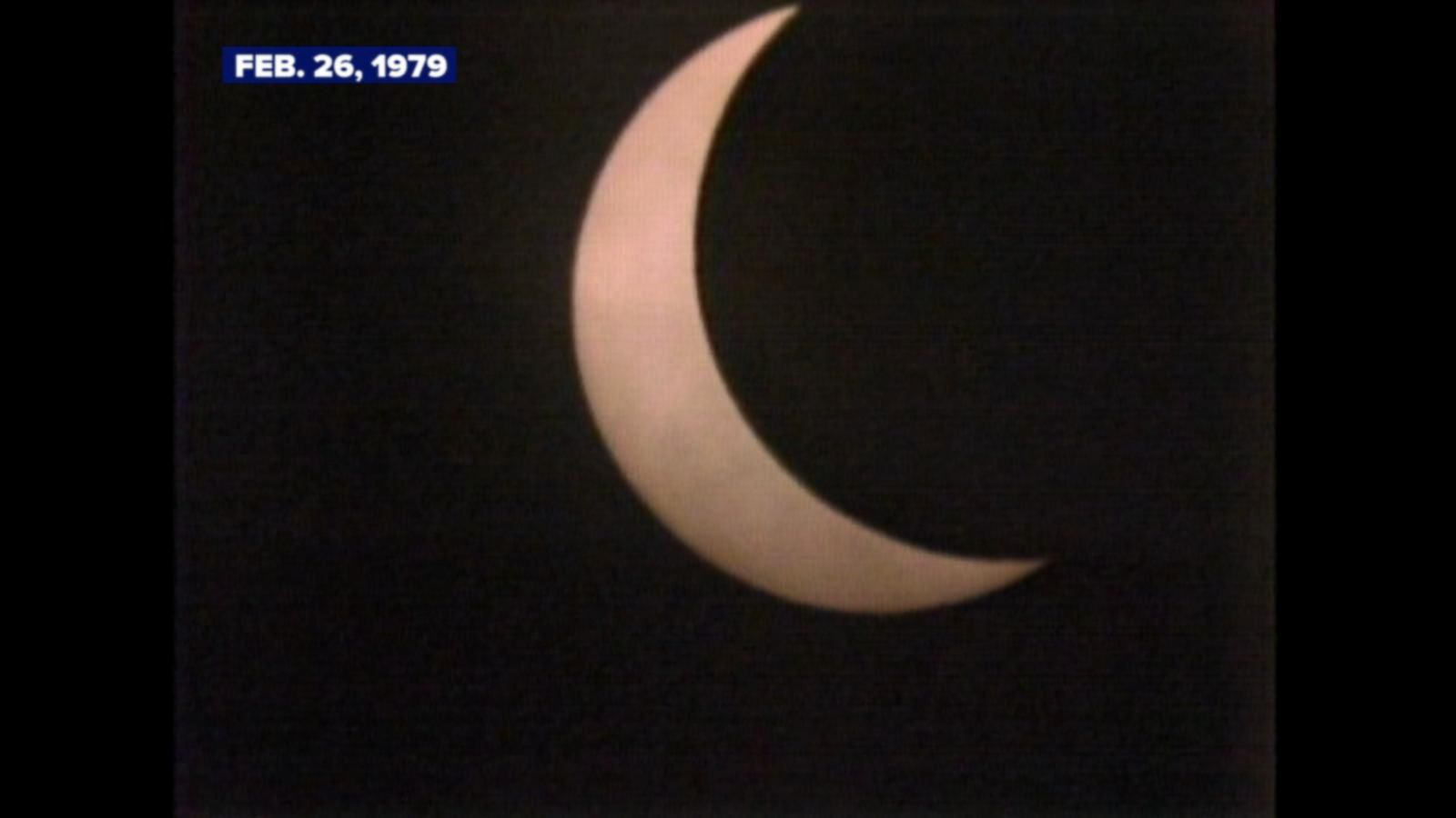 A Look Back At The 1979 Total Solar Eclipse Abc News