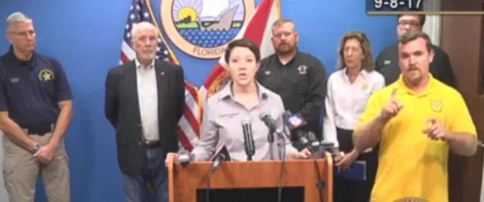 Video of the incident prompted harsh criticism from the deaf community.