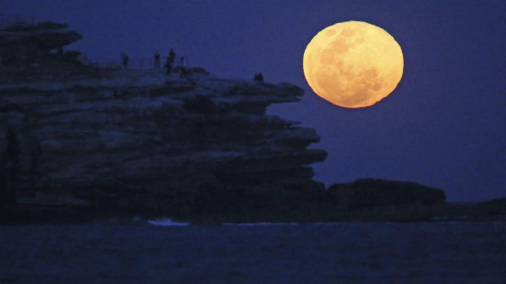 Rare harvest moon will happen on Friday the 13th