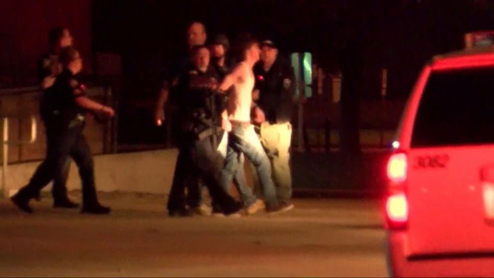 Texas Tech University officer shot and killed, suspect in custody